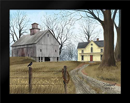 Homeward 24x19 Framed Art Print by Jacobs, Billy