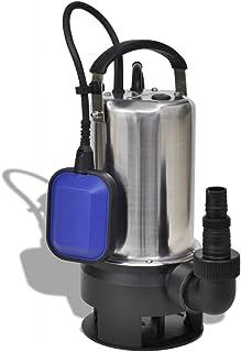 vidaXL Bomba Sumergible de Agua Sucia 1100 W 16500 L/h 7 M