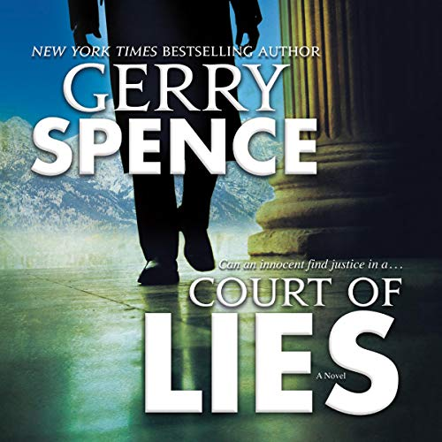 Court of Lies audiobook cover art