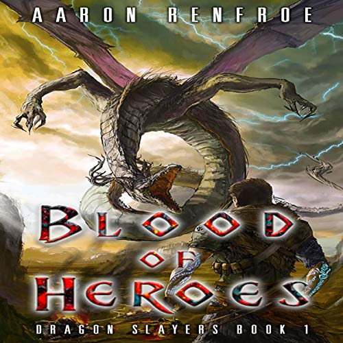 Blood of Heroes (Dragon Slayers) cover art