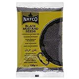 Natco Negro semillas de mostaza 1 x 100g