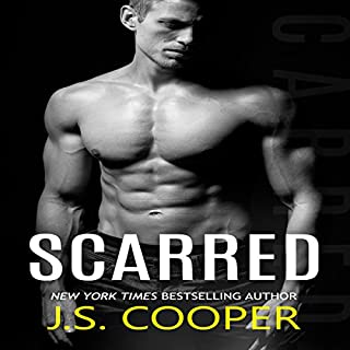 The Scarred Box Set audiobook cover art
