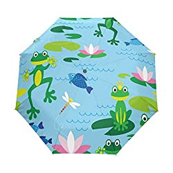 This Gift Ideas for Frog Lovers is perfect for rainy days.