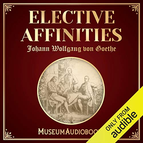 Couverture de Elective Affinities