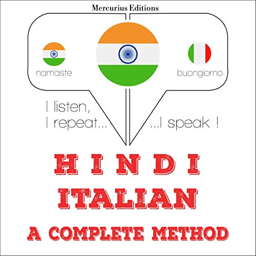 Hindi - Italian. a complete method cover art