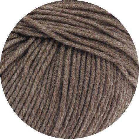 Lana Grossa Cool Wool Big Melange 315 - Taupe meliert