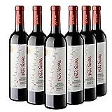 Pata Negra Roble Vino Tinto D.O Ribera del Duero - Pack de 6 Botellas x 750 ml