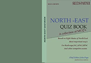 North- East India GK: Question Bank (1)