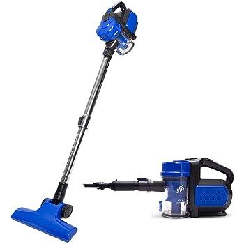 Novohogar Aspirador Sin Cables Vertical 2 en 1 Blue Power. Filtro ...