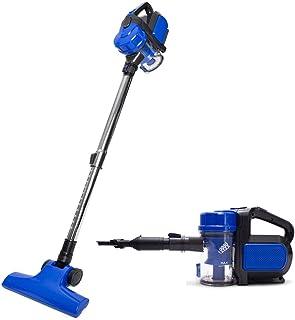 Novohogar Aspirador Sin Cables Vertical 2 en 1 Blue Power.