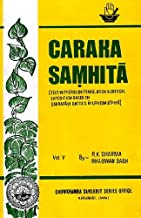 Caraka Samhita [Text With English Translation & Critical Exposition Based On Cakrapani Datta's Ayurveda Dipika] (Volume V Cikitsa Sthana Chap. XXVII-XXX)
