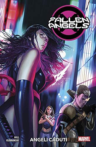 Fallen Angels N° 1 - Angeli Caduti - Panini Comics - ITALIANO #MYCOMICS