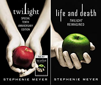 Hardcover Twilight Tenth Anniversary/Life and Death Dual Edition Book