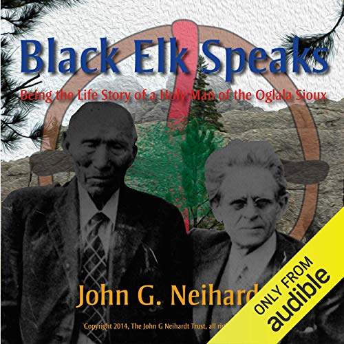 Black Elk Speaks audiobook cover art