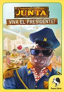 Pegasus Spiele 51820G - Juego de Mesa Junta: Viva el Presidente (en alemán) (B0040QE4Q6) | Amazon price tracker / tracking, Amazon price history charts, Amazon price watches, Amazon price drop alerts
