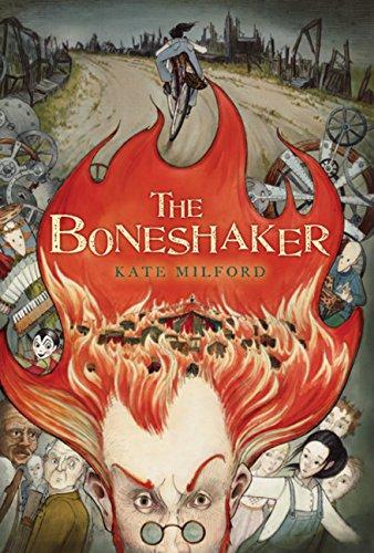 Image of The Boneshaker