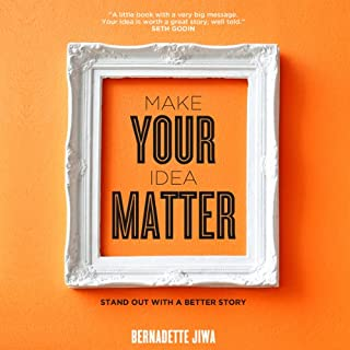 Page de couverture de Make Your Idea Matter
