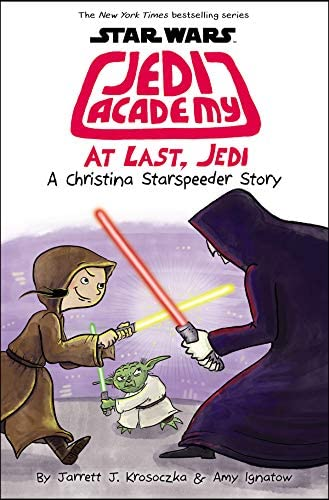 At Last Jedi Star Wars Jedi Academy 9 product image