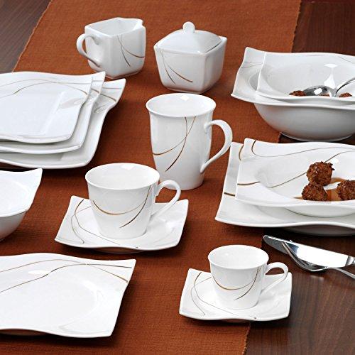 Via by Ritzenhoff & Breker Scala Frühstücksteller-Set 6tlg.
