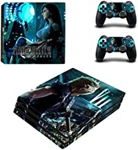Teemeow PS4 Pro Skin and DualShock 4 Skin - Game - PlayStation 4 Pro Vinyl Sticker for Console and Controller Skin