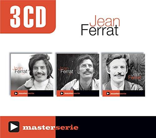 Coffret 3 Master Série de Ferrat