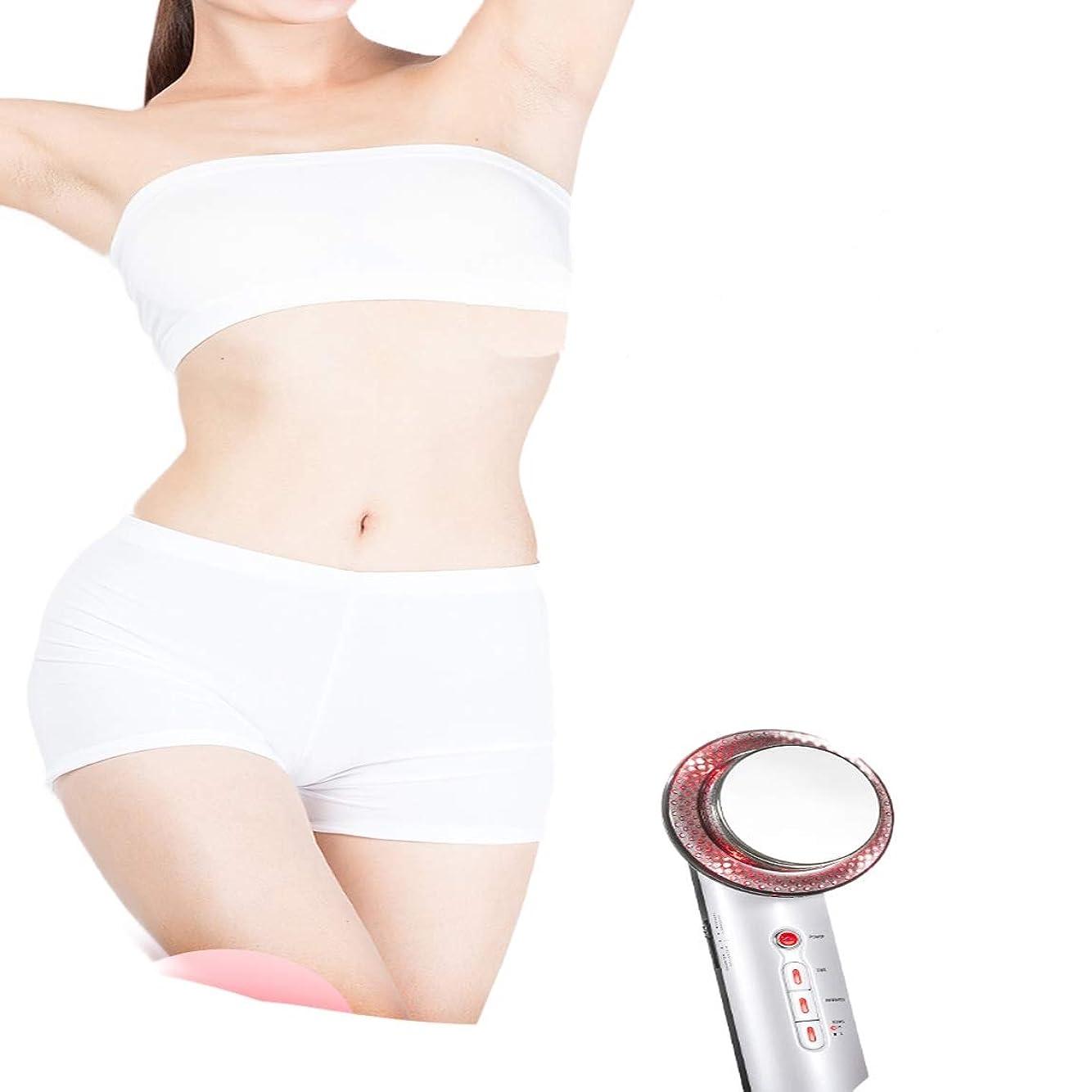 としてレガシー好ましい肌引き締めマシン、USBインタフェース、フェイスネックケアマッサージ、スリミングインストゥルメントスリミング減量メーター