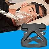 CPAP Strap - Universal Beatmungsgerät Gesichtsmaskengürtel, Nasen-Gesichtsmaske, Kopfband Kopfbedeckungen Zubehör für Beatmungsgeräte