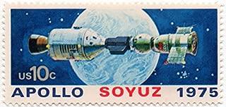 USA Postage Stamp Single 1975 Apollo- Soyuz Space Issue 10 Cent Scott #1569