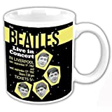 The Beatles 1962 Live in Liverpool Concert nuevo oficial Boxed Jarra
