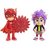 Just Play PJ Masks Owlette And RIP Action Figures