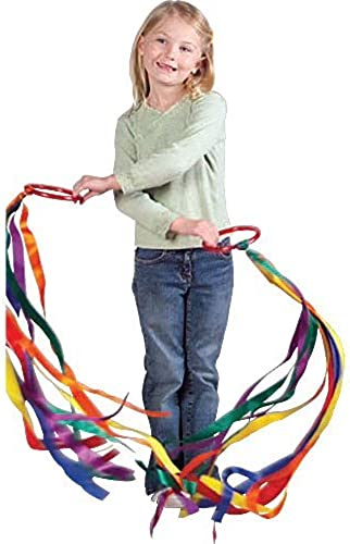 Dancing Rainbow Ribbons by Constructive Playthings