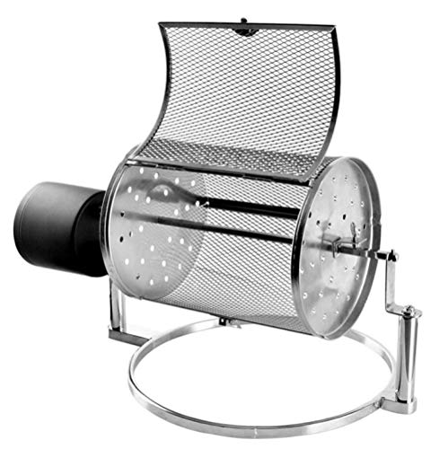 Kaffeebohnenröster Haushaltsbackmaschine Kaffeebohnen Home Edelstahlröster Kaffeeröstmaschine