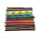 Creation Station - Pulisci Pipa della liena Jumbo, 300 x 6 mm, Confezione da 250 Pezzi, Colori e Stili Assortiti