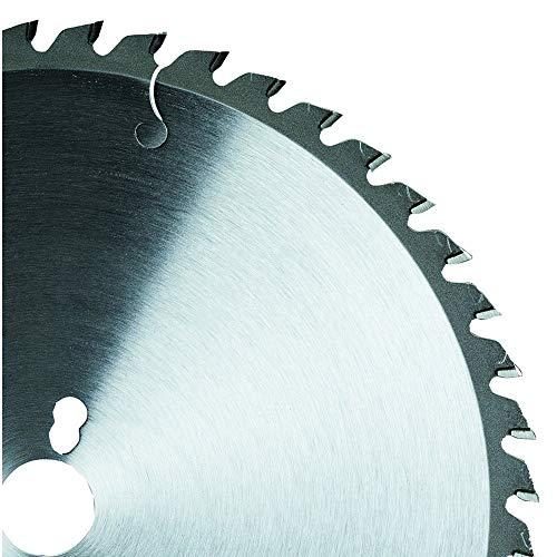 Scheppach 3901802705 Zubehör Säge Sägeblatt, passend für die Tauchsäge PL55, Vollholz, Laminat und Kunststoffe, Ø 160 x 20 x 2,2 mm / 48 Z, Durchmesser