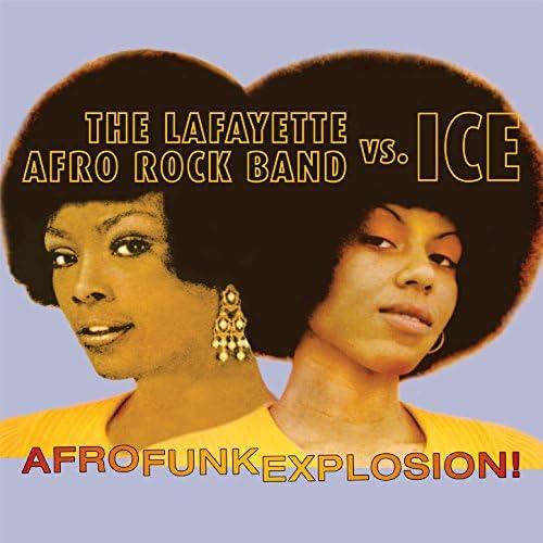 Ice & Lafayette Afro Rock Band