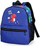 LAKEAUSY Dinosaur Cute Small School Bag Child Mini Backpack for Kid Toddler Rucksack 3-6