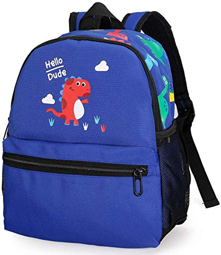 Product Image of the Dinosaur Toddler Daycare Backpack