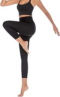 XXPF Naked Fitness Pants Pantalones de Cintura Alta para ...