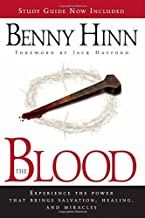 the blood of jesus benny hinn