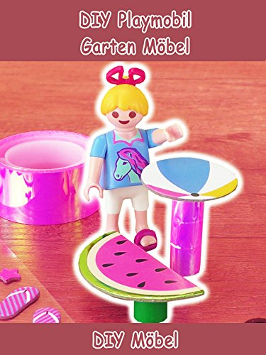 Clip: DIY Playmobil Garten Möbel - DIY Möbel