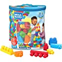 80-Pieces Mega Bloks First Builders Big Building Bag