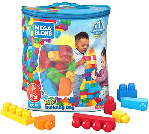 Edificio grande de Mega Bloks First Builders ...