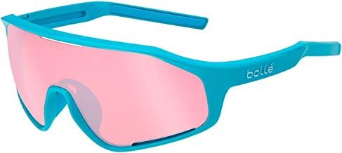 Bolle 12507 Shifter Clear Blue Sunglasses, Pink