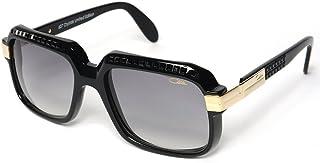 27dfda4463 Cazal 607 3 Sunglasses 607 Black Diamond Legend (502) Authentic New