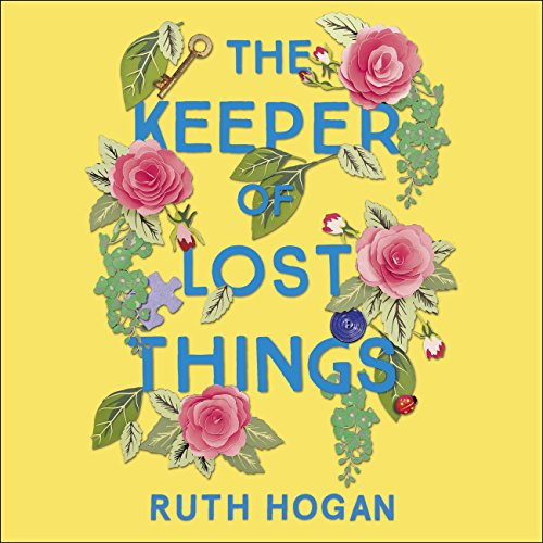 Couverture de The Keeper of Lost Things