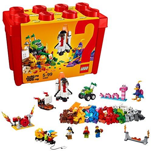 Lego Classic 10405 Konstruktionsspielzeug, Bunt