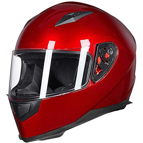 ILM JK313-RED-S Casque de vélo Red
