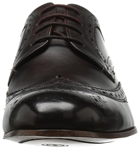 Ted Baker Men's Gryene Oxford, Brown Leather, 8.5 M US