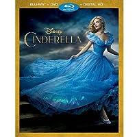 Cinderella Blu-Ray + DVD + Digital HD