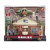 Roblox ROB0259 Deluxe Spielset Museumsraub, Spielhaus Museum mit 33 Teilen, 6 Spielfiguren,...